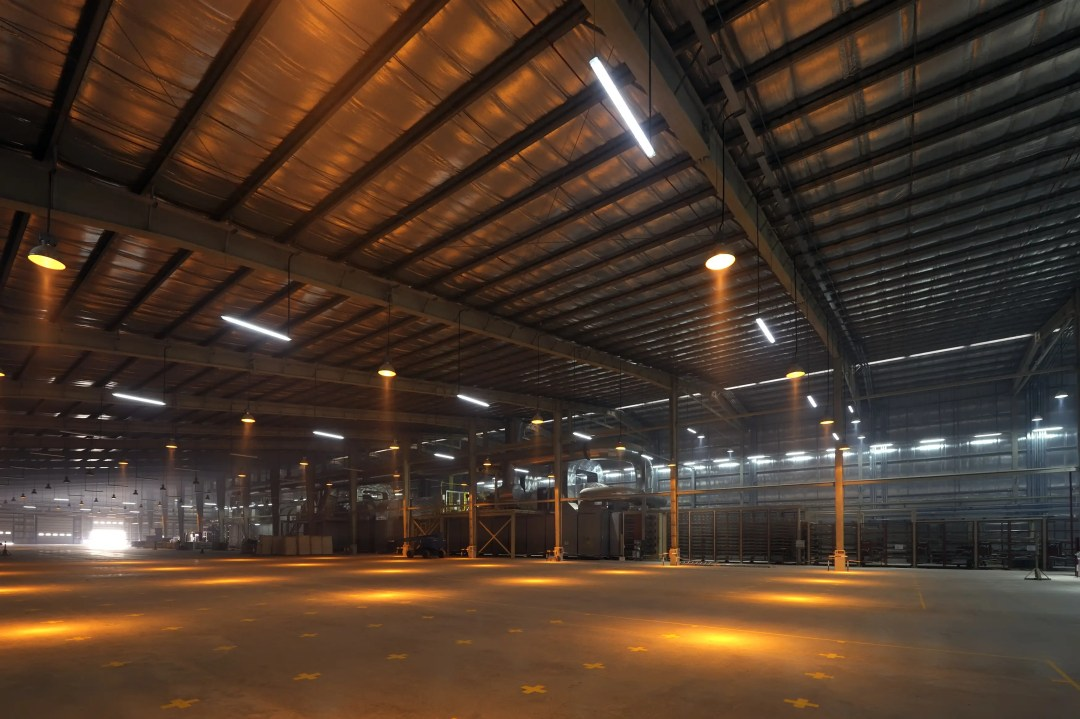 Plasterboard Factory for Saint-Gobain Gyproc Emirates Industries at Industrial City Abu Dhabi (ICAD)