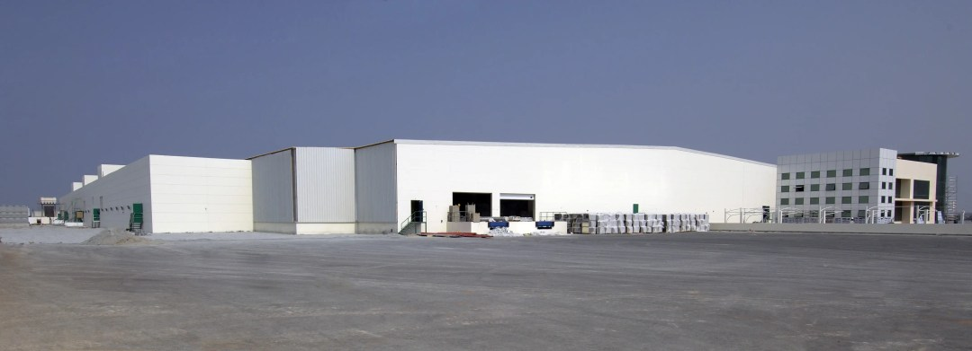 Cotton Yarn Manufacturing Plant for United Textiles at Fujairah Free Zone