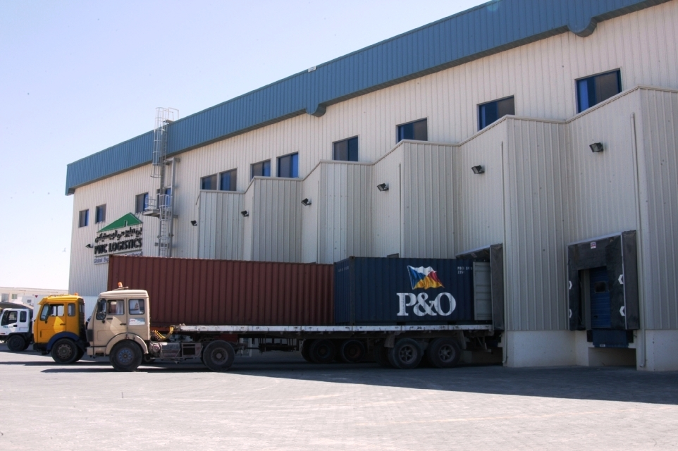 Cold Store for Agility Logistics at Doha Industrial Area