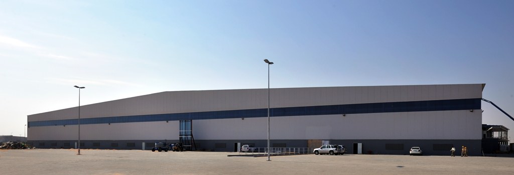 CladTech Factory, Offices and Labor Accommodation for Al Rajhi Group at Al Hamra