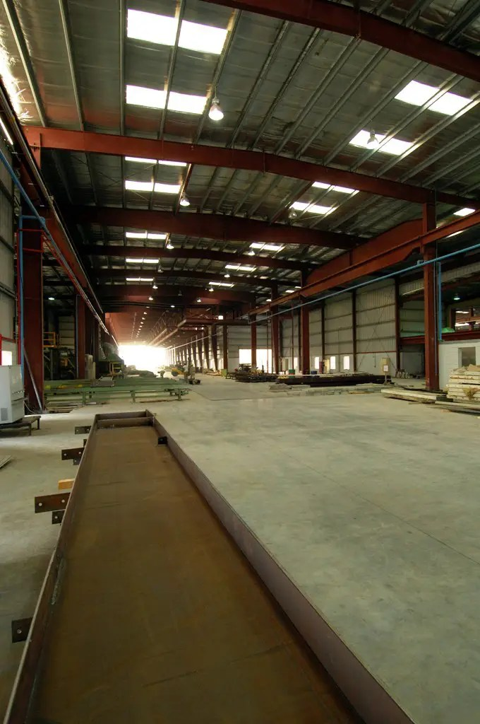 Mabani Steel Factory, Offices and Labor Accommodation for Al Rajhi Group in Ras Al Khaimah