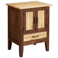 Amana Philadelphia Nightstand - Amana Furniture & Clock Shop
