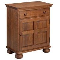 Amana Haberdashers Door Nightstand - Amana Furniture ...