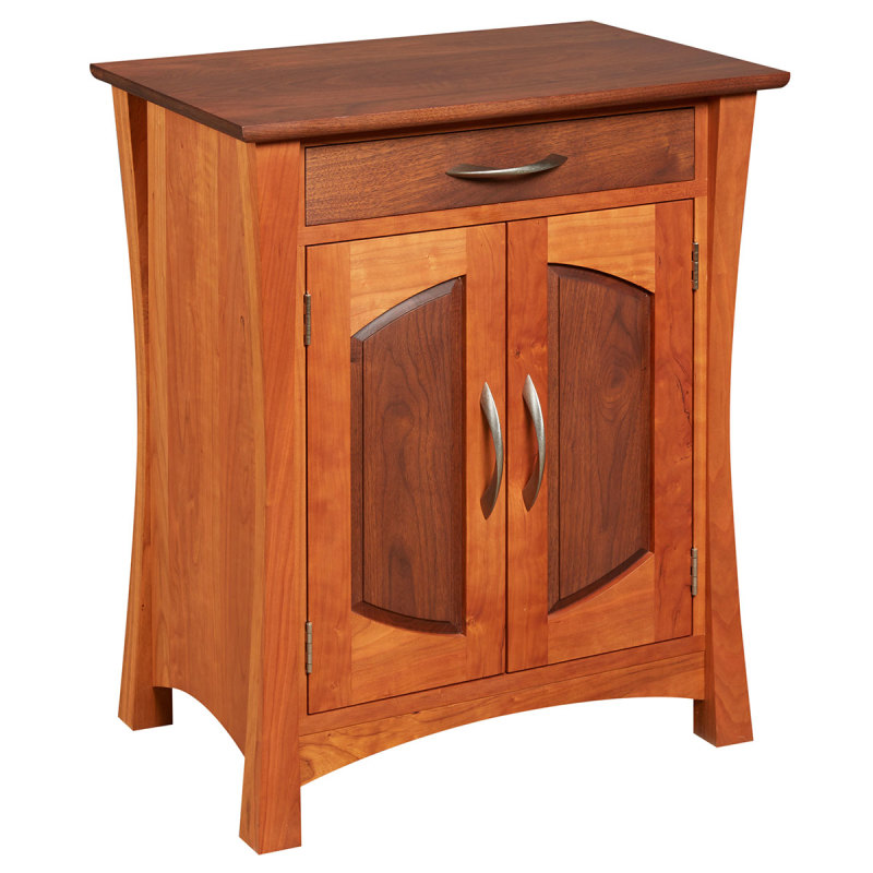 Amana Coopers Nightstand with Drawers