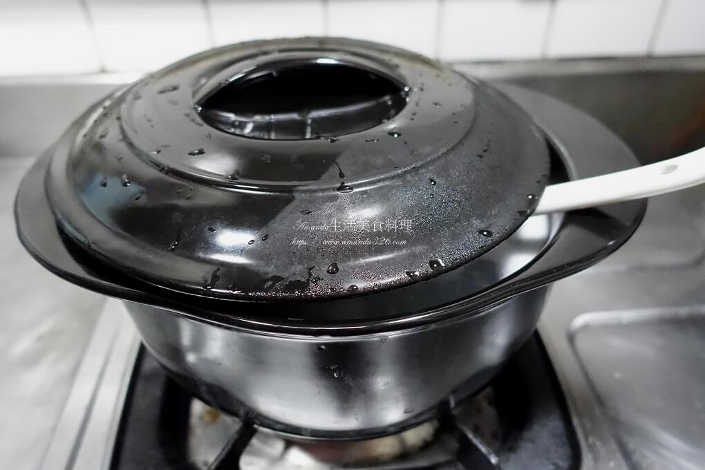 Amanda食譜,地瓜粥,大同電鍋,清粥電鍋料理,白粥,稀飯,粥煮法,陶鍋煮粥,電鍋料理,電鍋煮粥