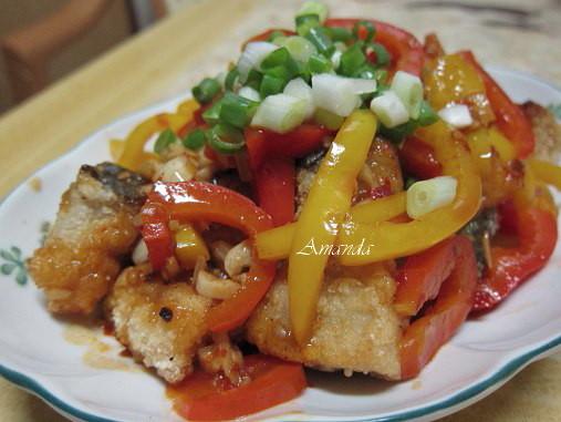 Amanda食譜,魚羹,麻辣 @Amanda生活美食料理
