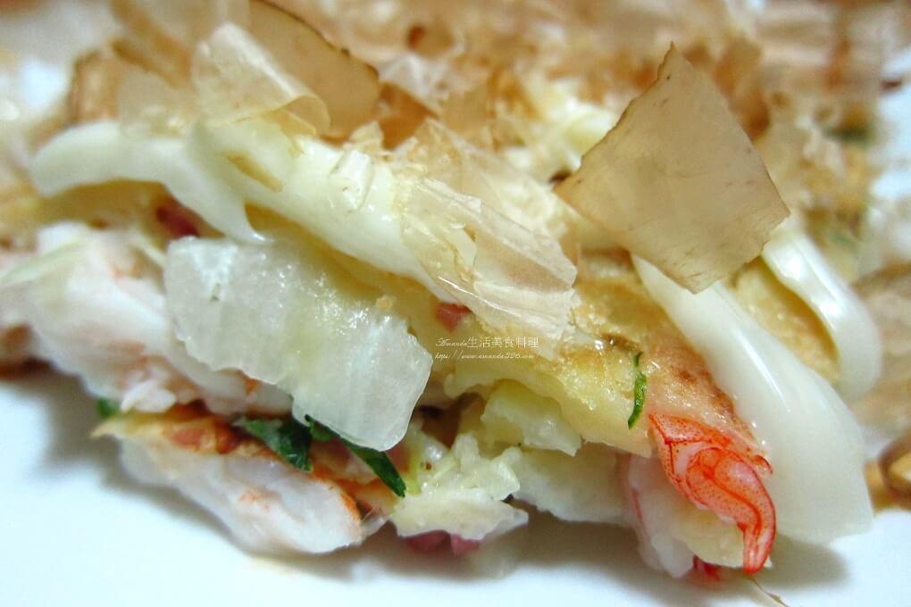 海鮮,海鮮煎餅,煎餅,蔬猜煎餅,鮮蝦