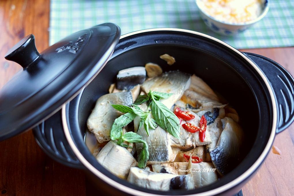 三杯虱目魚肚-陶鍋無水料理