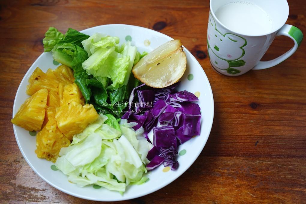 綠拿鐵-瘦身,養生,素食-多纖維蔬果汁 – Amanda生活美食料理
