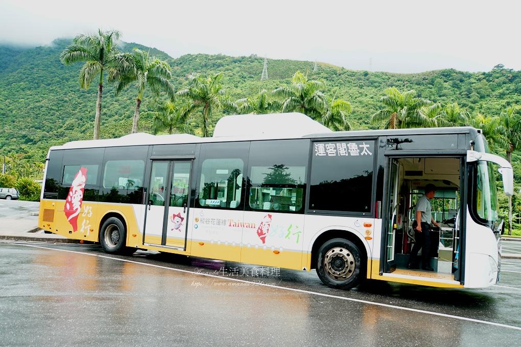 低底盤公車,台灣好行,縱谷花蓮,花蓮旅行,花蓮縱谷,觀光公車