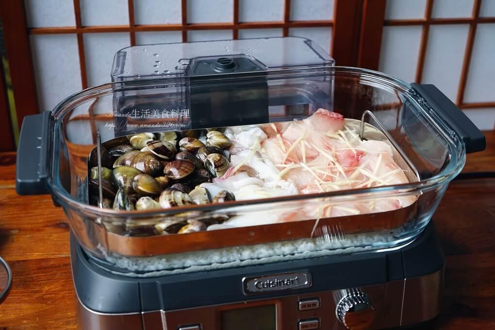 拌雞絲,涼拌菜,溏心蛋,溫泉蛋,糖心蛋,紅燒魚,美膳雅,蒸蔬菜,蒸鍋,蒸魚