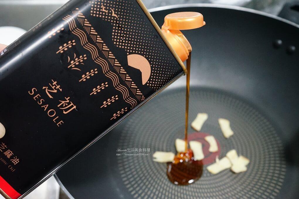 凍豆腐,海鮮湯,豆腐煲,麻油湯