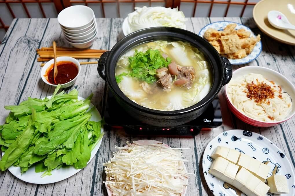 清燉羊肉爐-清爽沒羊騷味 -自製凍豆腐 @Amanda生活美食料理