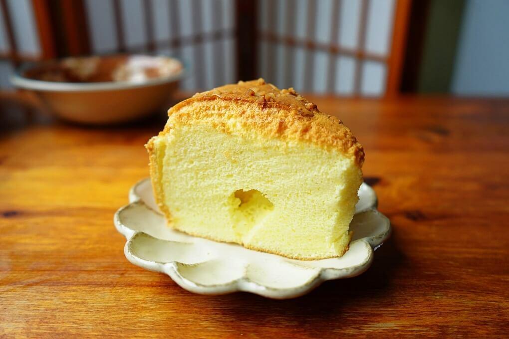 低油蛋糕,低糖蛋糕,低醣,戚風蛋糕,杏仁,水果蛋糕,鳳梨
