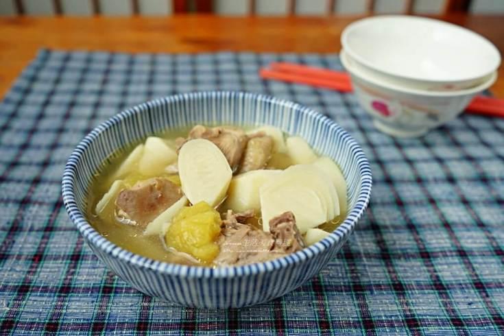 竹筍雞,醃漬鳳梨,醬鳳梨,雞湯,鳳梨湯,鳳梨雞,鹹鳳梨 @Amanda生活美食料理