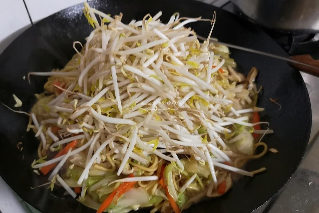 炒麵,素炒麵,素食,蔬食