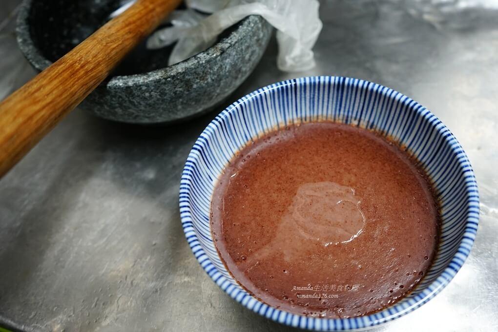手工麻糬,胭脂米,胭脂米麻糬,胭脂飯麻糬,花生麻糬,麻糬,黑芝麻麻糬
