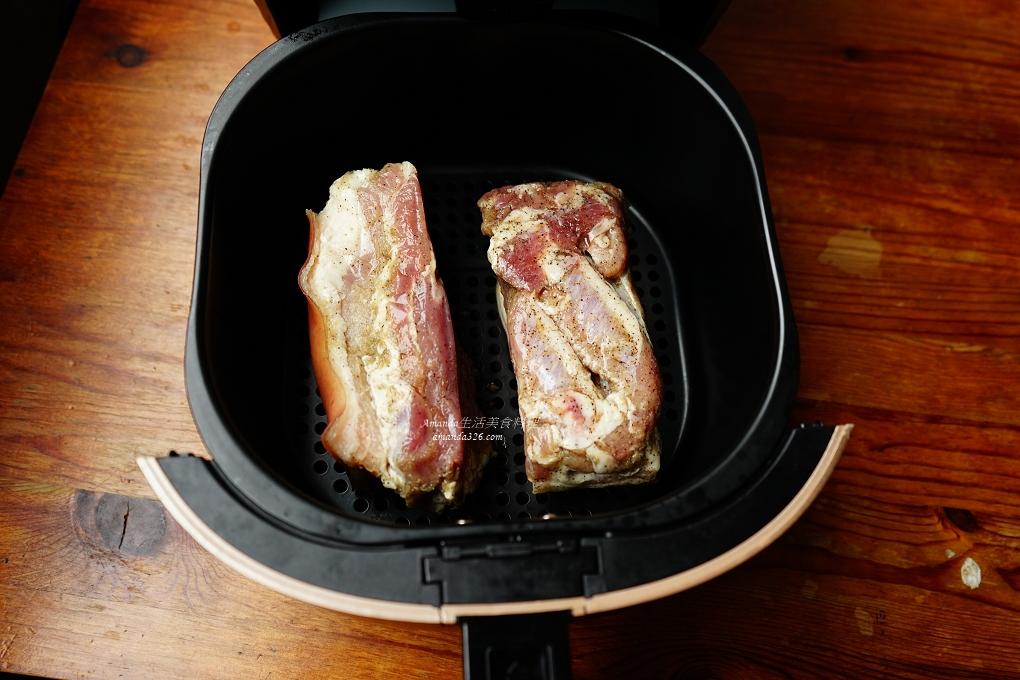 Lisscode數位氣炸鍋4.5L大容量-烤雞、燒肉、獅子頭、年菜都能輕鬆上桌 – Amanda生活美食料理