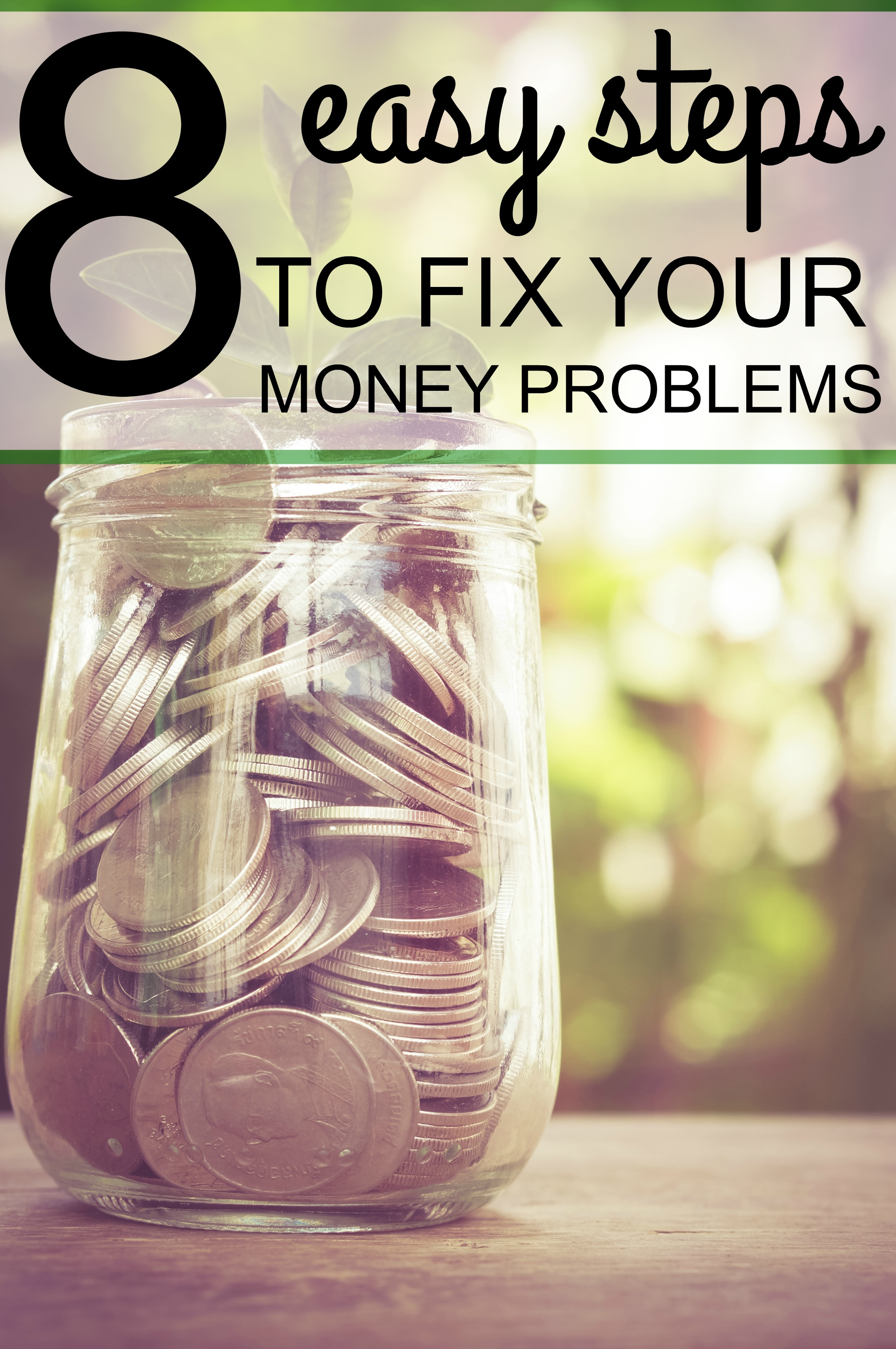 fix your money problems