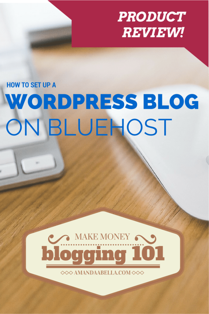Bluehost Review: How to Use Bluehost to Set Up A WordPress Blog