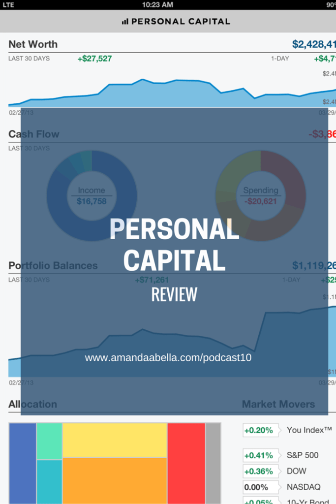 [MMYH Episode 10] Personal Capital Review: A New Tool To Track Your Net Worth