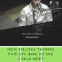 [MMYH Ep. 20] How to Pay Off Debt and Meet Elton John with Melissa Thomas