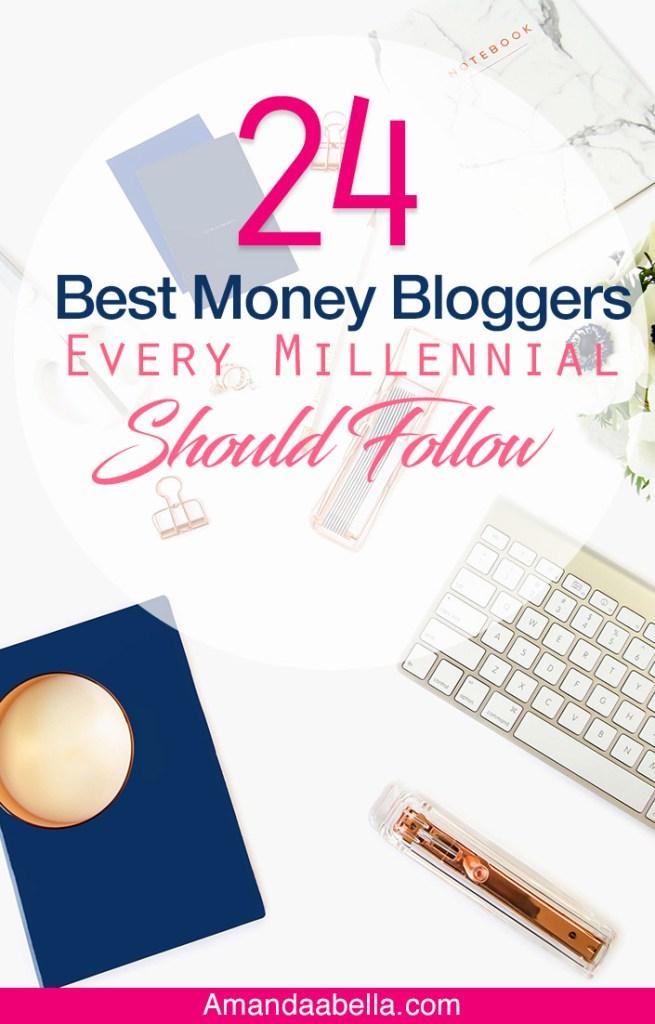 24 Best Money Bloggers Every Millennial Should Follow