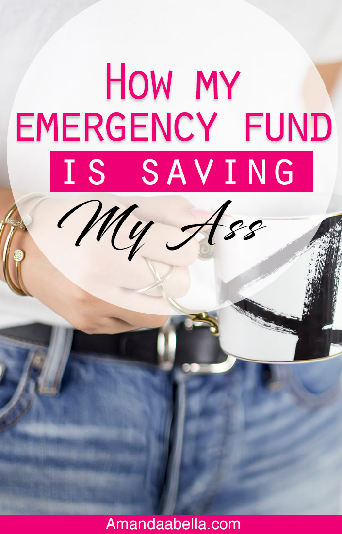emergency fund saving