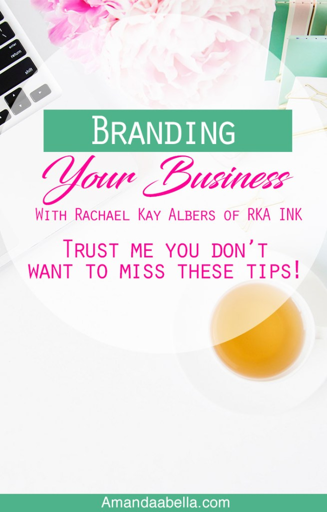 {MMYH Ep. 37} Branding Your Business With Rachael Kay Albers of RKA INK