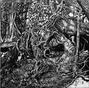 Níðhǫggr (Nidhogg)