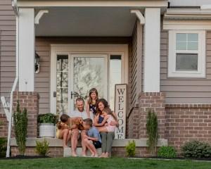 Family Porch Photo