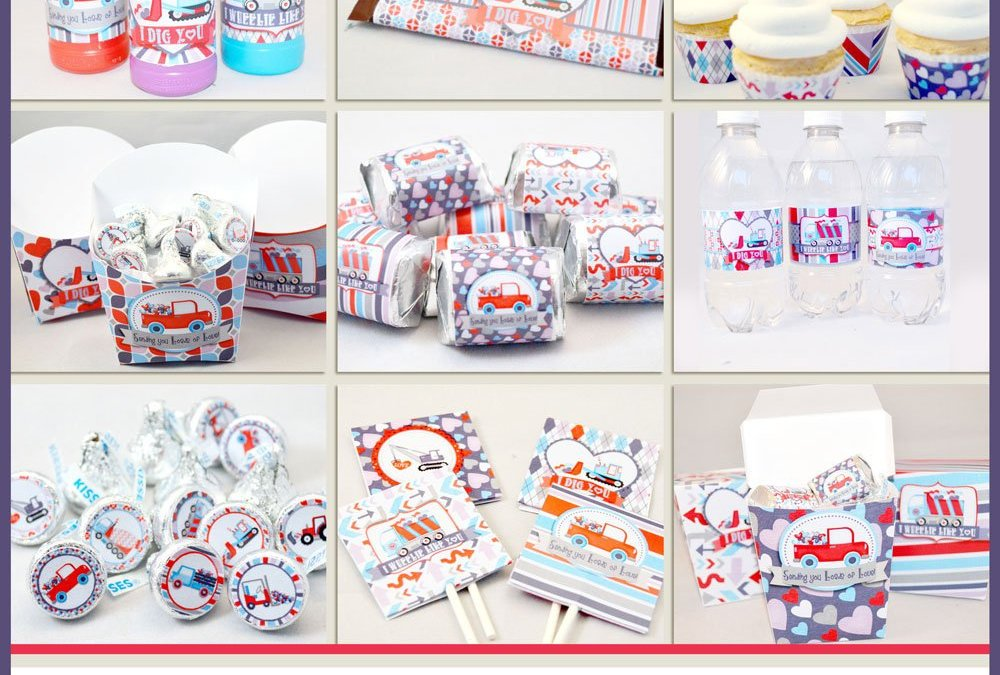 Loads of Love Printables