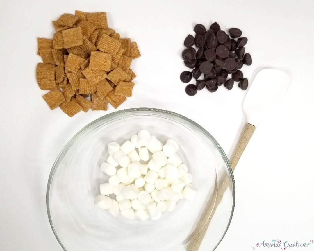 snack s'mores ingredients