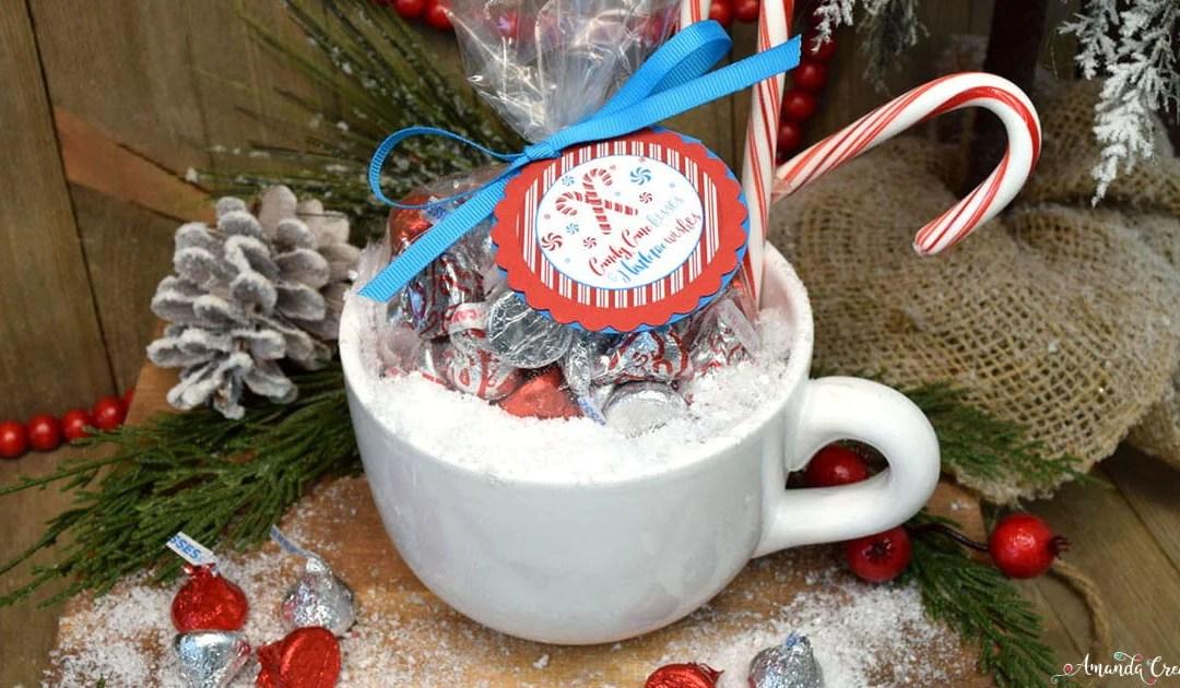 Joyfully Easy Christmas Gift Stickers