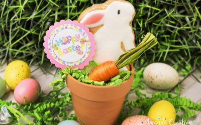 Hop Into Spring With Adorable Easter Gift Stickers