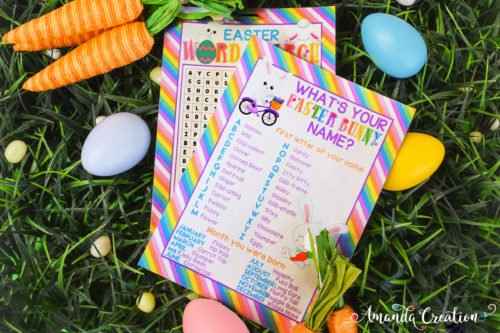 Fun Easter Games the Whole Family Will Love