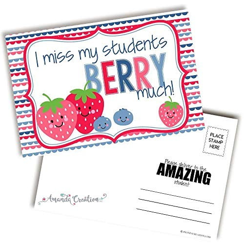 Postcards for Students
