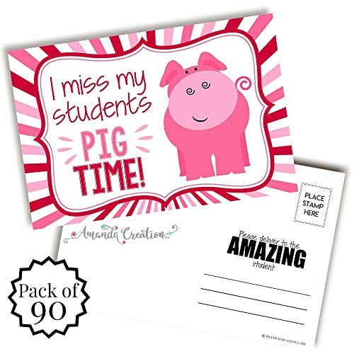 Postcard for Students