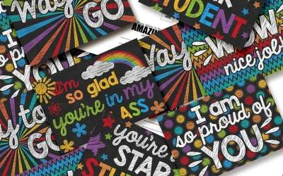 Send Well Wishes With Teacher Postcards for Students