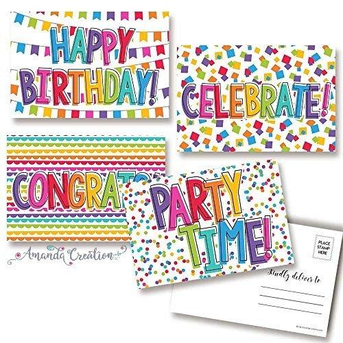 Birthday Postcards