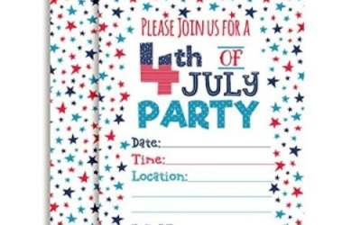 Celebrate the 4th of July With Patriotic Party Supplies