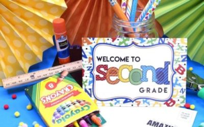 Back to School Teacher Postcards – Great For Students