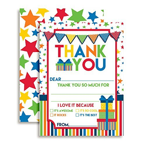 stars presents thank you