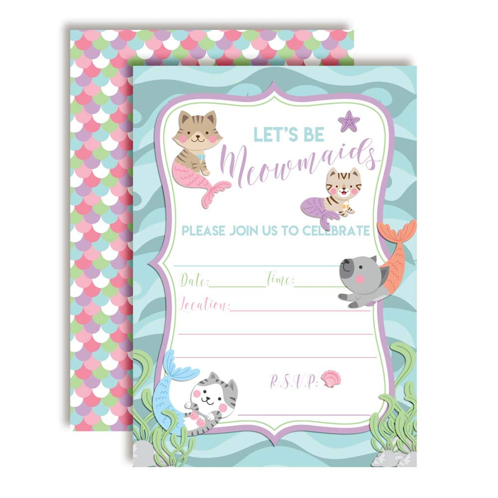 20 5x7 Fill in Cards Twenty White Envelopes AmandaCreation 20 5x7 Fill in Cards Twenty White Envelopes AmandaCreation Amanda Creation Pumpkin Girl Birthday Party Invitations