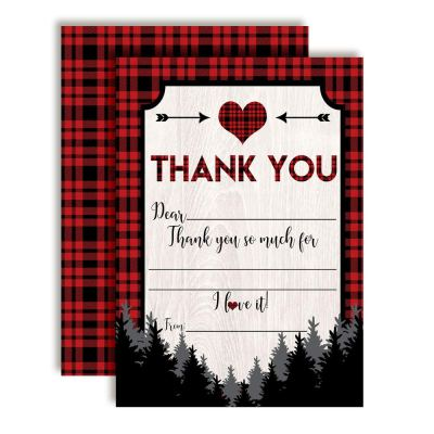 Heartbreaker Valentine Thank You Cards