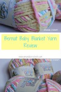 Bernat Baby Blanket Yarn Review