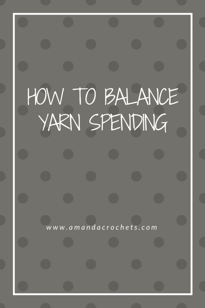 How to Balance Yarn Spending