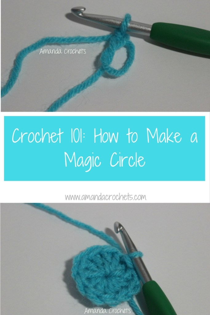 how to make a magic circle