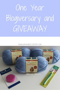 1 Year Blog Anniversary and GIVEAWAY