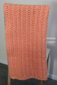 coverlet blanket pattern